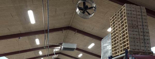 Luftbefugtning Trykkeri og Grafikindustri
